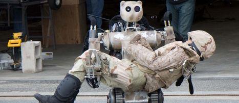 9 Datos interesantes acerca de robots médicos - The Medical Futurist | eSalud Social Media | Scoop.it