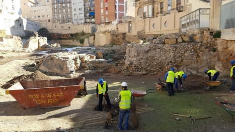 El teatre romà de Tàrraco s'integrarà en un gran parc arqueològic a la part baixa de la ciutat | #territori | Scoop.it