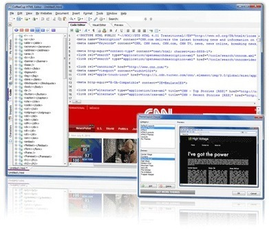Free HTML Editor | CoffeeCup Software | Time to Learn | Scoop.it