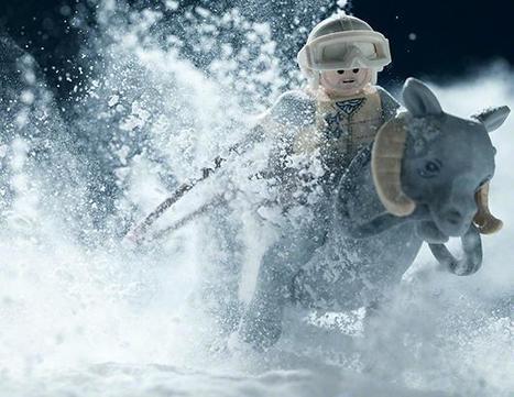Amazing Star Wars Scenes With Legos | All Geeks | Scoop.it