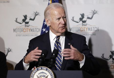 Biden: Intel officials told us Trump allegations might leak   Educating & Enforcing Human Rights For We The People !!   Scoop.it