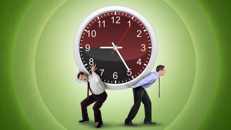 Why We Should Rethink the Eight-Hour Workday | (Don't) PAY ATTENTION! Magazine | Scoop.it
