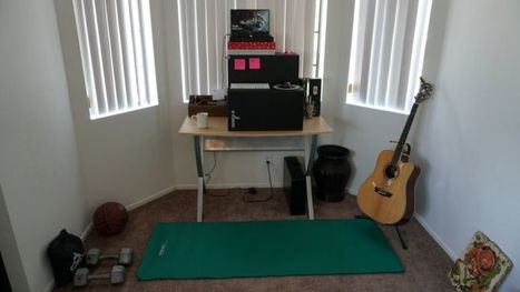 Four Things I've Learned Using a Standing Desk | Daily Clippings | Scoop.it
