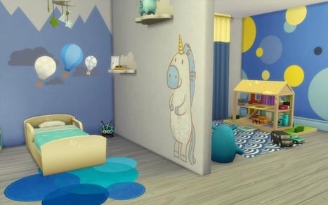 objet bambin sims 3