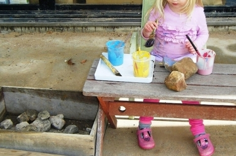 How to Get Ready for Kindergarten? Play | Slow Family Online | The ECE Outdoor Classroom | Scoop.it