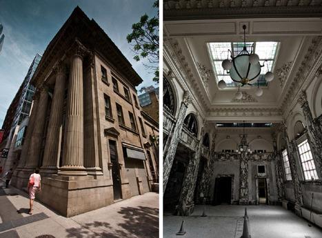 Toronto's Forgotten Landmarks: Bank Of Toronto at 205 Yonge Street   Modern Ruins   Scoop.it