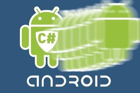 Para escribir aplicaciones portables para iOS, Android y WP en C# | Mobile Technology | Scoop.it