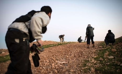 Belgian journalist Yves Debay killed in Syria: Aleppo Info. Center | Divers 2.0. | Scoop.it