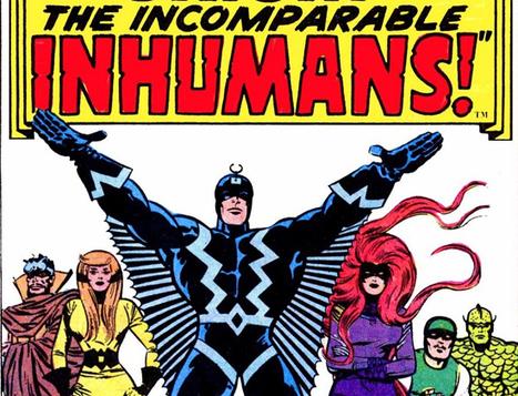 Stan Lee Says Marvel Studios Still Plans 'The Inhumans' - /FILM | Filmfacts | Scoop.it