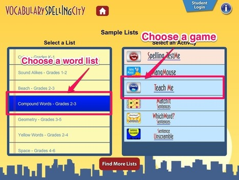 A Great app for developing spelling | Teaching and Learning English through Technology | Scoop.it