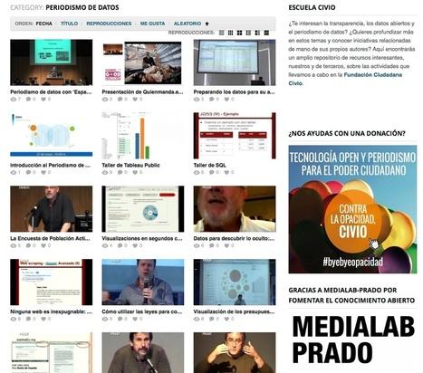 'Escuela Civio', tu portal de recursos sobre periodismo de datos y transparencia | Diálogos sobre Gobierno Abierto | Scoop.it
