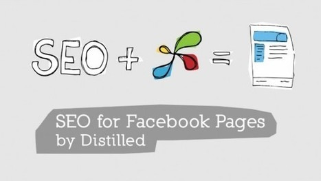 SEO for Facebook Pages [Video] | DV8 Digital Marketing Tips and Insight | Scoop.it