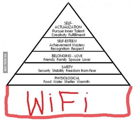 Maslow's hierarchy of needs 2.0 | Un bit nos separa | Scoop.it