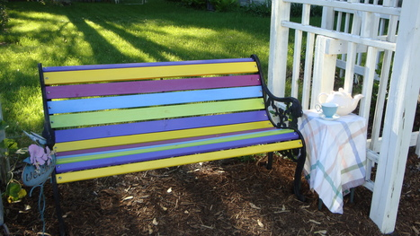 Relax | Upcycled Garden Style | Scoop.it
