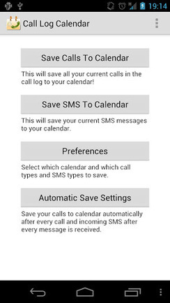 Call Log Calendar v1.9.8 | ApkLife-Android Apps Games Themes | Android Applications And Games | Scoop.it