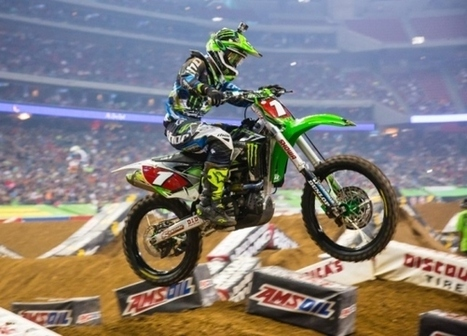 Villopoto, Anderson Score Their Fourth Wins in Houston | California Flat Track Association (CFTA) | Scoop.it