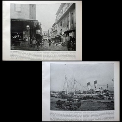 1.00 No Reserve c. 1895 SCENIC AMERICA Beauties Western Hemisphere Photographic Views San Francisco Chinatown Deadwood Sitka Alaska New Orleans Steamer Atlantic City Boardwalk Cape May beach, Butte... | $1.00 No Reserve Auctions | Scoop.it