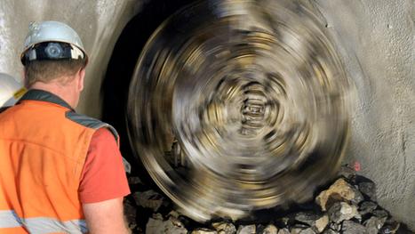 Un tunnel de 5 km alimentera l'usine électrique d'Aigle | Les énergies renouvelables en Suisse | Scoop.it
