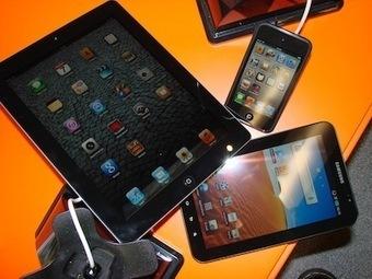 Etude : Les lecteurs ebook délaissés au profit des tablettes   Education & Numérique   Scoop.it