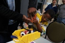 Free curriculum for maker-kids: toy hacking, 3D printing, Arduino rovers and more! - Boing Boing | dream. design. make. | Scoop.it