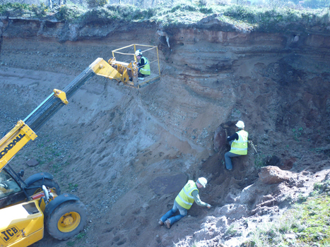 Erosion Reveals Cist Burial in Scottish Cliff - Archaeology Magazine | Bronze Age | Scoop.it