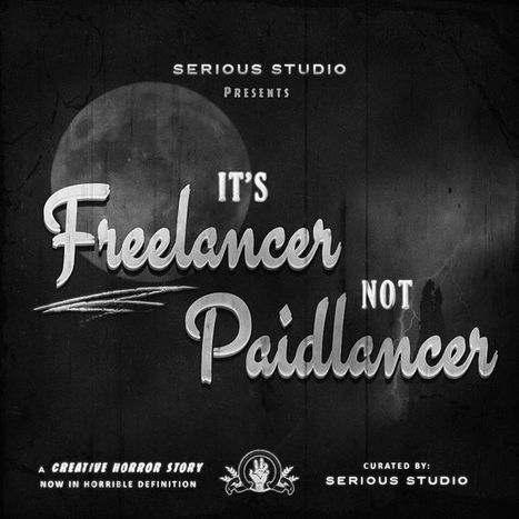 Scary Client Feedback Designed As Classic Horror Movie Posters | FutureSocial | Scoop.it