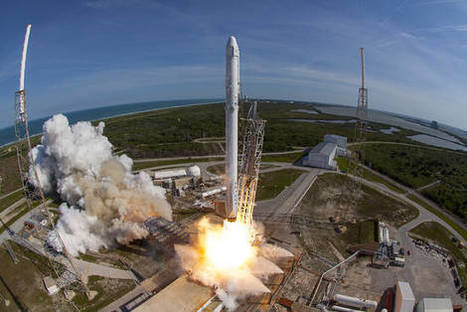 Exclusive Peek at SpaceX Data Shows Loss in 2015, Heavy Expectations for Nascent Internet Service | More Commercial Space News | Scoop.it