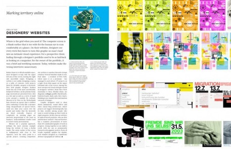100 Ideas That Changed Graphic Design | illustration | Scoop.it