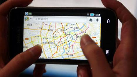 Comment Google dessine sa carte du monde | GeoWeb OpenSource | Scoop.it