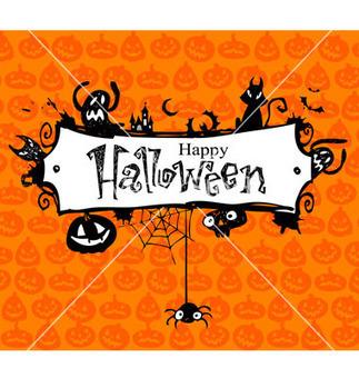 Halloween frame vector 261108 by azzzya | Royalty Free Vector Art, Vector Graphics & Clipart | VectorStock®.com | Curiosidades de la Red | Scoop.it