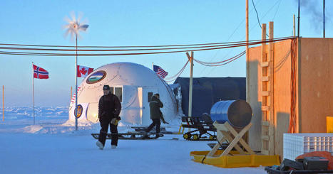 The Arctic Frontier | THE VIETNAM WAR ERA  DIGITAL STUDY: MIKE BUSARELLO | Scoop.it