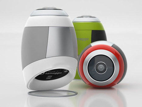 Tamaggo 360-Imager Picture-Taking Device | Technology and Gadgets | Scoop.it