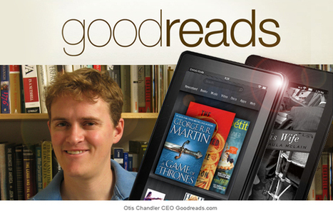 Goodreads CEO Reveals A Shockingly Easy Way To Sell More Books | Bestseller Labs | Indie Author on the Prowl | Scoop.it