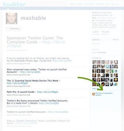 Encontrar el feed RSS de un perfil de Twitter ‹ Proyectos ‹ Iradoki | Latest News on Social Media | Scoop.it