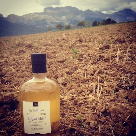 Sur la route... du whisky made in France, dans les Alpes - Ailleurs - France Culture | Route des vins | Scoop.it