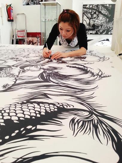 El arte del papel | Arte y Diseño | Scoop.it