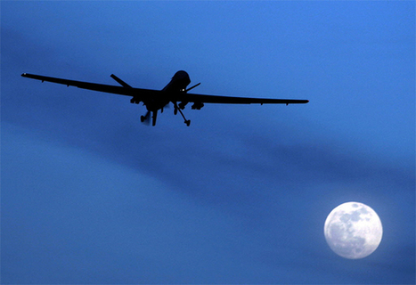 In Australia, a drone will deliver – books? Yes, really   The social executive   Scoop.it