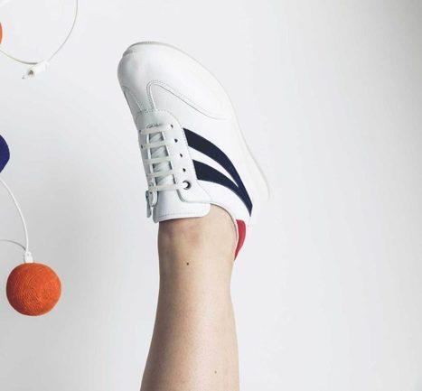 9b26be09c52 La chaussure connectée E-Vone expose au CES — Silver Economie