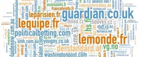 Le datajournalisme va-t-il sauver les médias d'information ? | CELSA étudiants | Scoop.it