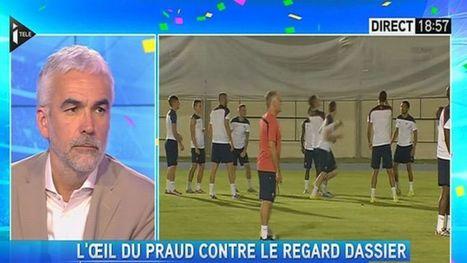 Mondial 2014: en manque d'images, les chaînes d'info rament les soirs de match | DocPresseESJ | Scoop.it