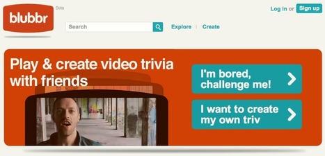 Realiza cuestionarios interactivos con herramientas online | BIBLIO CORNER | Scoop.it