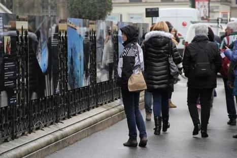 Des sans-abri exposent leurs «prises de rues» | Remue-méninges FLE | Scoop.it