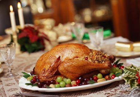 INFOGRAPHE. Régime «paléo»: Un repas de Noël, à la façon de nos ancêtres | Planète Paléo | Scoop.it
