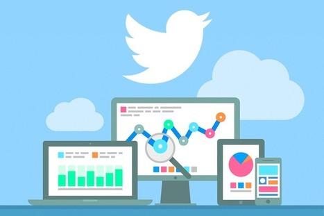 Top 5 des outils gratuits d'analyse Twitter | ESocial | Scoop.it