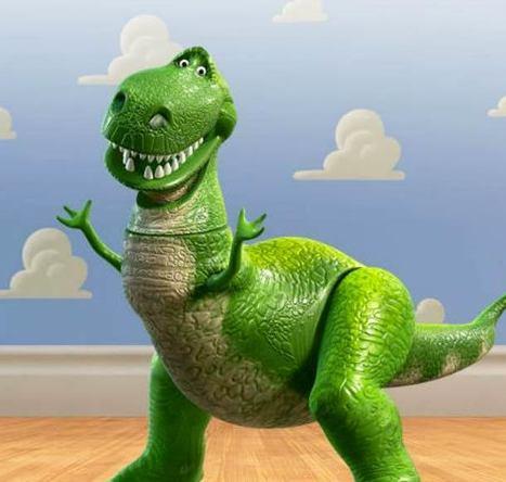 Partysaurus Rex – Le Nouveau film de Toy Story en entier ! | Explainers | Scoop.it