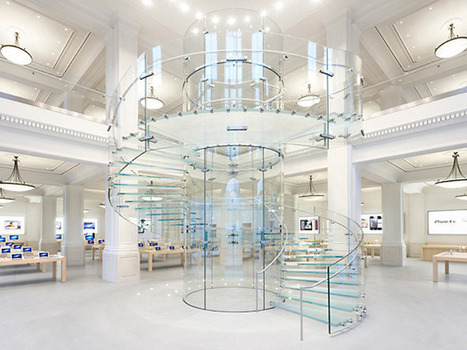 "New Apple store in Amsterdam | ""Adaptive Reuse"" 