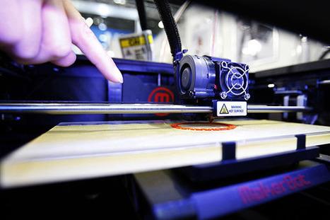 3D printing a hit soon - MyBroadband | Peer2Politics | Scoop.it