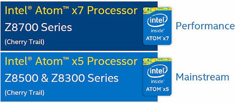 """Intel Introduces 3 """"New"""" Atom x5 and x7 Processors, a GPU Naming Scheme 