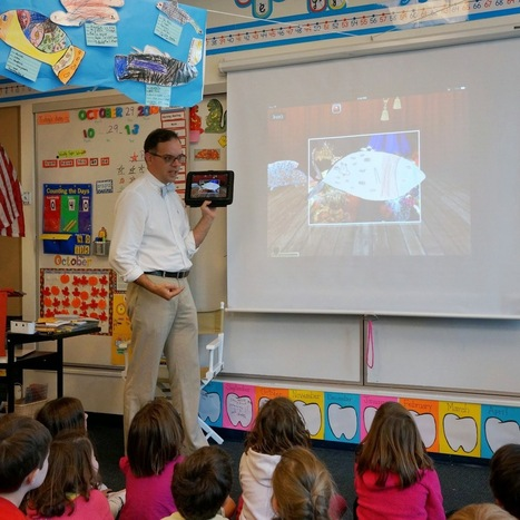 My Paperless Classoom: Coding with Kindergartners | Digital Learning, Technology, Education | Scoop.it