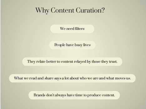 Content Curation: 7 Things Merchants Must Know | Socially | Scoop.it
